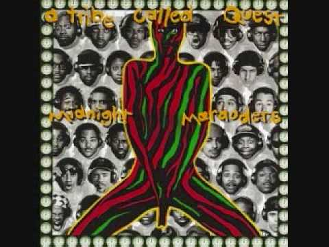 God Lives Through - A Tribe Called Quest