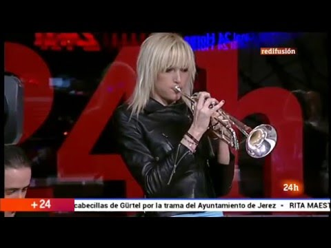 Jenny and the Mexicats - Me voy a ir -  Unplugged - RTVE 24H