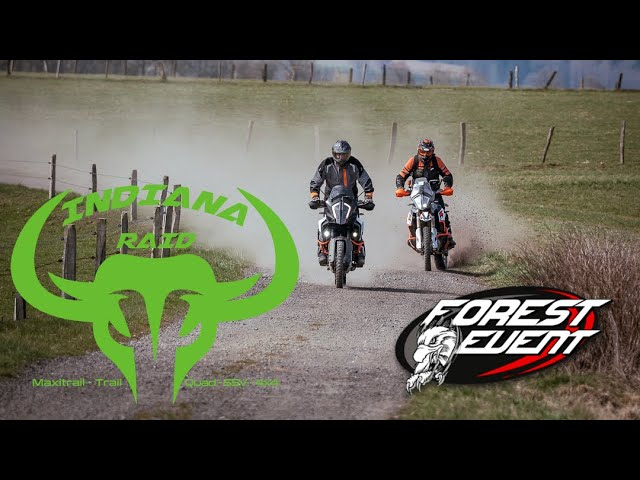 FORESTEVENT - Indiana Raid 2021 - Trail & Maxi Trail raid in Belgium
