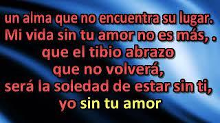Cristian Castro Mi vida sin tu amor