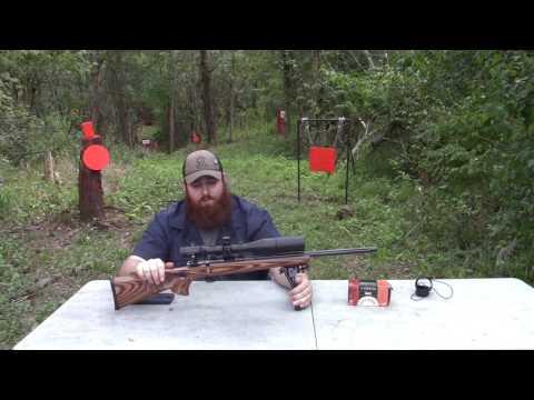 CZ 455 22lr varmint thumbhole fluted model review  - YouTube