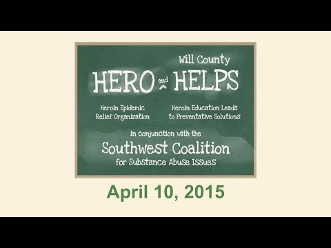 Summit 2015- A Community's Public Health Response to the Heroin Epidemic