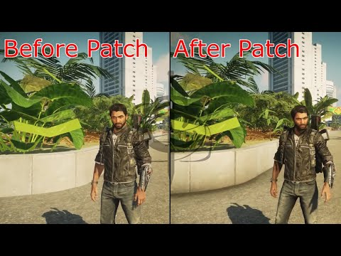 Just Cause 4 With Graphics Patch And Without Side By Side