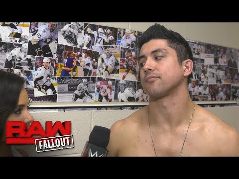TJP Comments On Neville's Attack Ahead Of Their 205 Live Title Clash: Raw Fallout, June 5, 2017