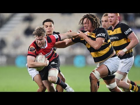 ROUND 8 HIGHLIGHTS: Canterbury v Taranaki - 2018