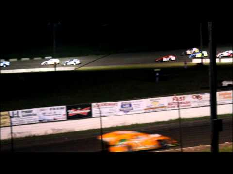 7/4/15 I-90 Speedway USRA B-Modified Feature