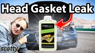 Head Gasket Leak Repair Sealant for Your Car