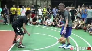 Insane 1v1's VS The Professor - Hangzhou, China Video