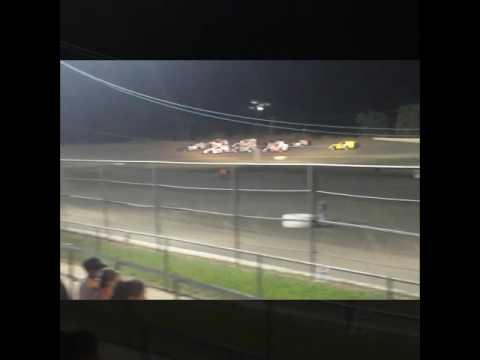 Heart-O-Texas Speedway Dirt Races