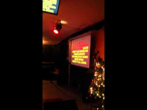 """Karaoke at Corner Pocket #Oshawa singing """"I don't like Mondays"""" (Original)"""