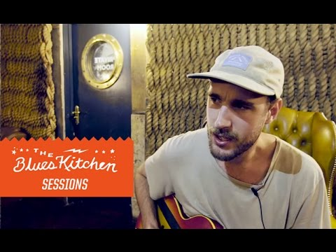 Rayland Baxter - Oh My Captain [The Blues Kitchen Sessions]