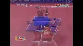 广州亚运会乒乓球选手福原爱最后一站集锦