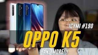 ICYMI #190: Oppo K5, Samsung Galaxy Fold Malaysia, Redmi K20 Pro DXOMark & more!