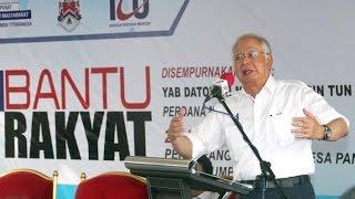 Najib calls Tun