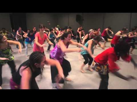 Danse du Mali: Saly Diedhiou, Harouna Dembélé, Moussa Kanté et Kanazoe (partie 2/2)Mali dance
