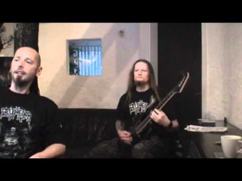 "Belphegor - ""Shredding stage one studio impressions"" - Bondage goat zombie (2008)"