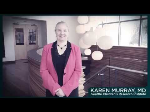 Seattle Children's Research Institute's Faces of Research – Meet Dr. Karen Murray