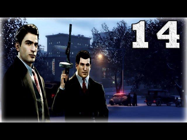 Смотреть прохождение игры Mafia 2. Серия 14 - Явление дракона.