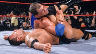 Kurt Angle vs. iconic opponents: WWE Playlist