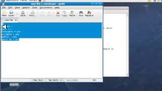 Installation et configuration le serveur samba sous linux ( Fedora 11 )