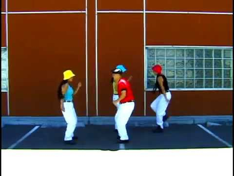 Old School 90s Throwback Dance - FUNKMODE does the Running Man, Cabbage Patch, Robocop, Humpty Dance