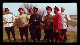 Партизан ФМ - усы (беки со сьёмок фильма НА КРУГЕ)