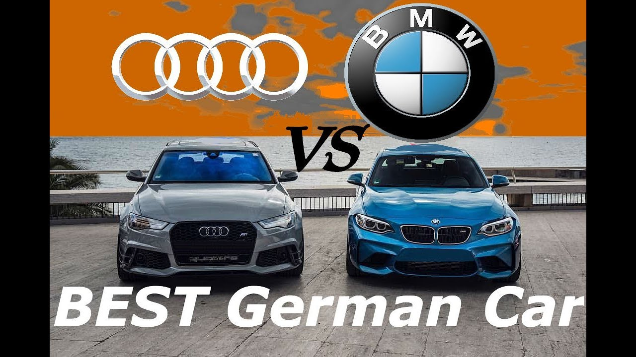 Is BMW Better Than Audi? | what car is better audi or bmw