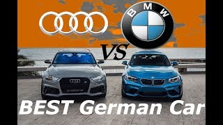 Is Bmw Better Than Audi?