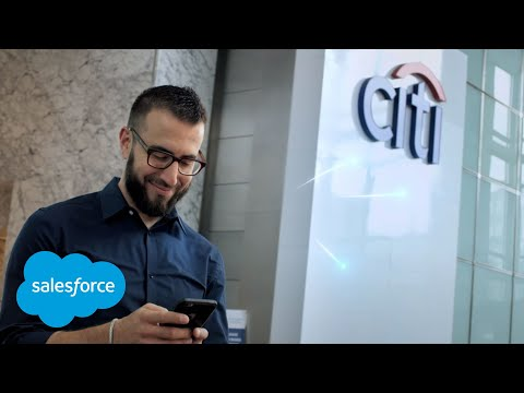 Citi Success Story   How Citi Uses Salesforce To Unite The Bank Around The Customer