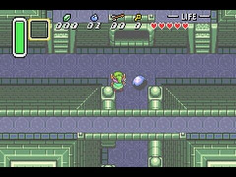 Let's Play A Link to the Past First Dungeon And The Book of Mudora