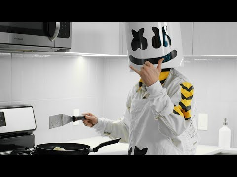 Cooking with Marshmello: How To Make Bolani Kachaloo (Afghan Edition)