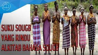 Penerbitan Ulang Perjanjian Baru Berbahasa Sougb_Papua Barat