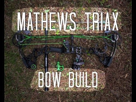 Mathews Triax **Bow Build**