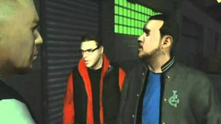 GTA TBOGT: Armando Feat. Gay Tony - Stuck Up Fucking Fag