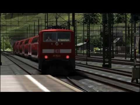 Train Spotting - Bad Rickenburg - Altenburg |