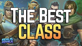The Best Class in Realm Royale for PS4 Xbox PC [Patch 15]