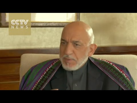 Former President of Afghanistan:  No connection between gunman and Afghanistan