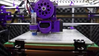 HyperQbert Fully Parametric CoreXY 3D Printer