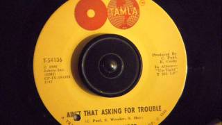 Watch Stevie Wonder Aint That Asking For Trouble video