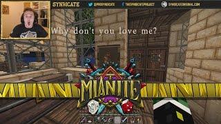 Minecraft: Mianite - GETTING TROLLED BY DEATH HIMSELF! [41]
