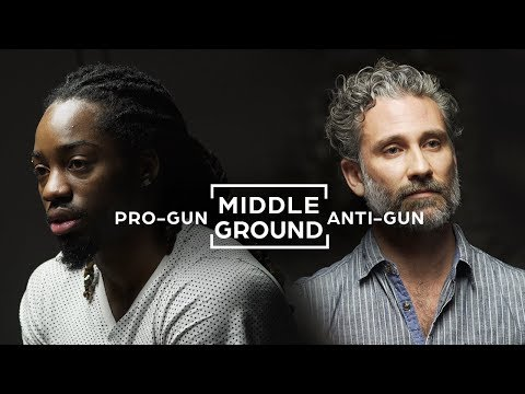 Pro-Gun Vs. Anti-Gun: Is There Middle Ground?