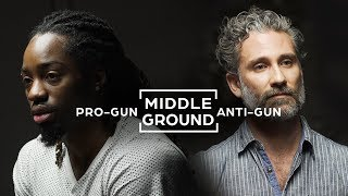 Pro-Gun Vs. Anti-Gun: Is There Middle Ground? | Middle Ground