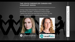 Lindsay Sutherland Boal and Vered Klein - Job Seeking During COVID-19 on The COVID Chronicles Canada