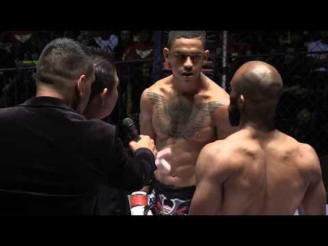 14 Tim Teves vs Isaac Shelton : MMA Hawaii