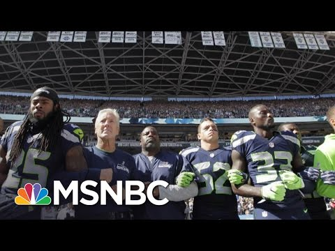NFL Protests Grow As Players Join Colin Kaepernick | MSNBC