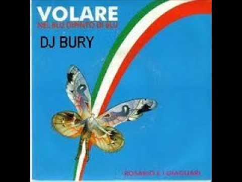 VOLARE DJ BURY