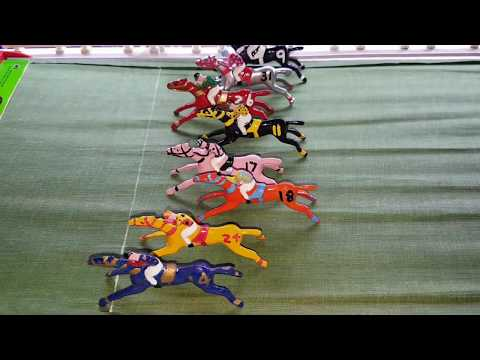 The Ultimate Escalado Horse Race.  Bespoke Escalado Horse Racing Game.