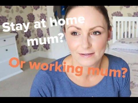 STAY AT HOME MUM OR WORKING MUM?! | UMBUMGO