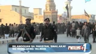 Globalita: Bilangguan sa Pakistan, sinalakay ng rebeldeng Taliban; Gov