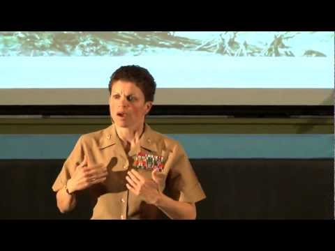 TEDxGettysburgCollege - Colonel Stephanie Smith - Montford Point